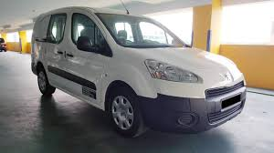 peugeot singapore peugeot partner 1 6a daimler fleet management