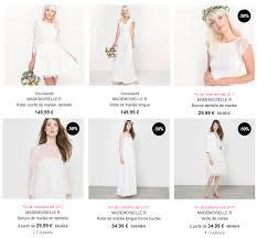 la redoute robe mari e acheter sa robe de mariée sur les bons plans mon