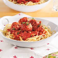 recette de cuisine viande spaghetti aux boulettes de viande recettes cuisine et