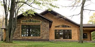 log homes of minnesota lake homes cabins for sale in minnesota