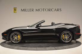 Ferrari California Convertible Gt - 2016 ferrari california t stock 4425 for sale near greenwich ct