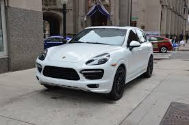 porsche gold 2014 porsche cayenne gts stock gc1661b for sale near chicago il