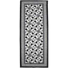 tapis de cuisine au metre tapis de couloir achat vente tapis de couloir pas cher cdiscount