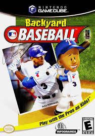 Backyard Football Ps2 by Backyard Baseball Gamecube Game