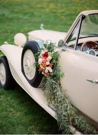 dã corer voiture mariage une magnifique voiture pour les mariés ée du ciel