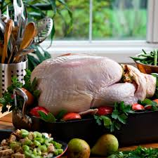 pre order your organic turkey for thanksgiving center of the plate