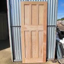 Six Panel Oak Interior Doors Reclaimed 6 Panel Pine Doors The Beechfield Reclamation Co