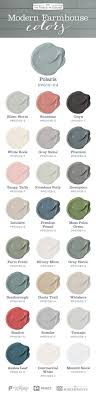 modern farmhouse colors modern farmhouse colors from voice of color fynes designs fynes