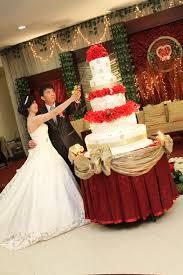 wedding cake surabaya harga testimonial para pelanggan pelangi wedding cake jakarta