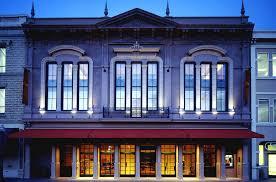 napa valley opera house architectural restoration and rehabilitation