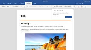 is microsoft office mobile really free for tablets it depends