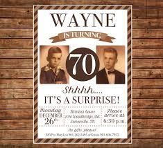 milestone wedding anniversary surprise masculine men birthday