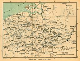 Map Of Holland Map Of Holland Flanders