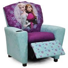 blue recliner chair modern chairs quality interior 2017