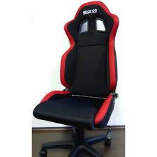 fauteuil siege baquet couper le souffle siege bureau baquet fauteuil de recaro racing