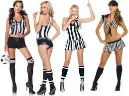 Halloween Referee Costume Sports Halloween Costumes Men Women Hubpages
