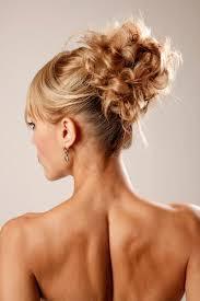 Hochsteckfrisurenen Lange Haare Dutt by Lockerer Dutt Hochsteckfrisuren Für Lange Und Mittellange Haare