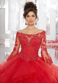 vizcaya quinceanera dresses bell sleeved quinceanera dress by mori vizcaya 89153 abc fashion