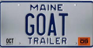 Maine Vanity License Plates Maine Y2k
