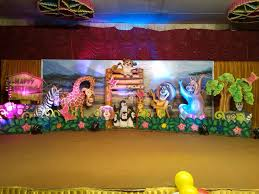 jungle themed birthday party birthday party jungle theme decorations in hyderabad ideal