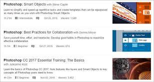 online tutorial like lynda 10 websites to learn photoshop online
