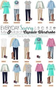 can you buy onlinie for black friday at target girls back to capsule wardrobe mix and match