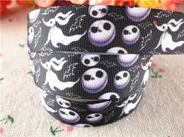 skull ribbon buy skull grosgrain ribbon and get free shipping on aliexpress