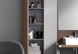 Duravit Bathroom Cabinets by Delos Tall Cabinet By Duravit Stylepark