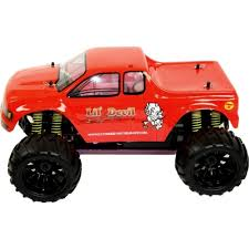 rc nitro monster trucks 10 nitro rc monster truck lil u0027 devil