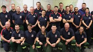 Wildfire Canada Today by Australian Firefighters Battle Wildfires In Canada Sbs News