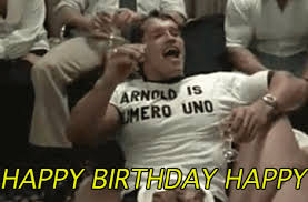 Happy Birthday Meme Gif - birthday funny meme gif wishes birthday cookies cake
