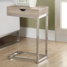 Skinny End Table Nightstand Exquisite Architecture Designs Shaped Nightstand