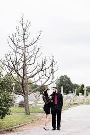 stephanie brad u0027s engagement shoot in a graveyard j u0026d photo llc