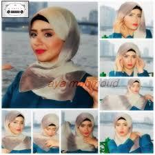 tutorial makeup natural hijab pesta soiree hijab tutorial tutorial hijab pesta simple for 2015 http