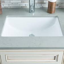 Undermount Rectangular Vanity Sinks Undermount Sinks You U0027ll Love Wayfair