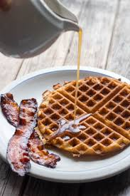thanksgiving waffle recipe waffles with maple brown butter coley cooks