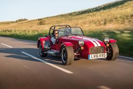 caterham caterham cars to introduce seven 310 just british