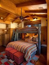 Twin Over Queen Bunk Bed Houzz - Twin over queen bunk bed