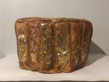 Gold Ottoman Gold Ottomans Footstools And Poufs Ebay