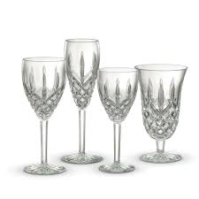 wine glass with initials waterford patterns collections waterford official us site