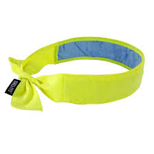 cooling headband chill its 6700ct evaporative cooling bandana
