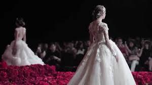 wedding dress jakarta murah ivory bridal fashion show ritz carlton jakarta 2015