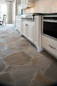 Kitchen Floor Coverings Ideas Best 25 Stone Flooring Ideas On Pinterest Stone Kitchen Floor