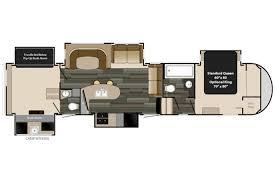 heartland 5th wheel floor plans 2016 gateway 3650bh 5th wheel heartland rv 5th wheel rv cing