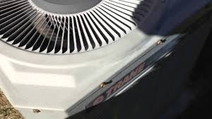 1991 trane xe 900 air conditioner 6 20 14 youtube
