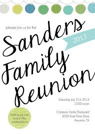 family reunion booklet sle fantastic school reunion invitation templates gallery exle