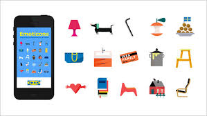 Ikea Emoji | ikea develops its own emojis for when you need to text about