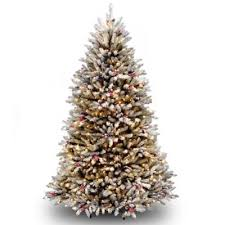 buy pre decorated 4 trees from bed bath beyond