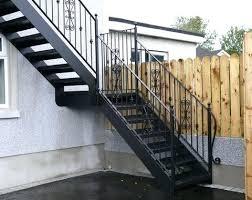 outdoor staircase design outdoor staircase interior designs medium size external steel