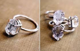 crystal diamond rings images 12 alternative engagement rings the ring pinterest jpg